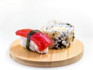 Kalter Reis -> Sushi ?
