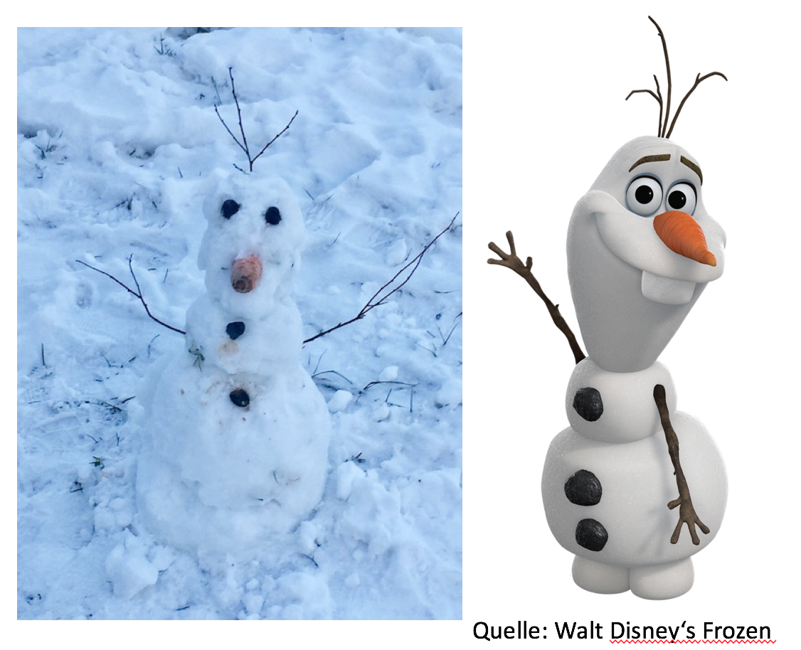 Olaf lebt !