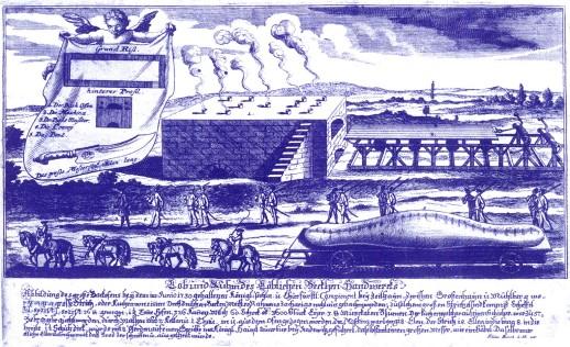 Der historische Riesenstollen Augusts des Starken !