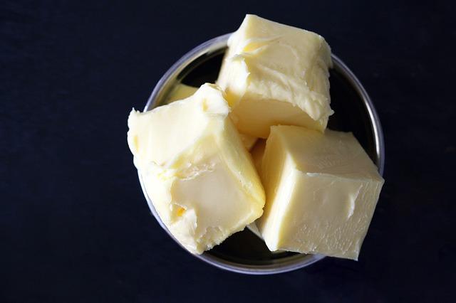 Mauern in der Backstube: Butter statt Mörtel
