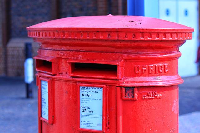 Einmal um die Welt mit der Royal Mail