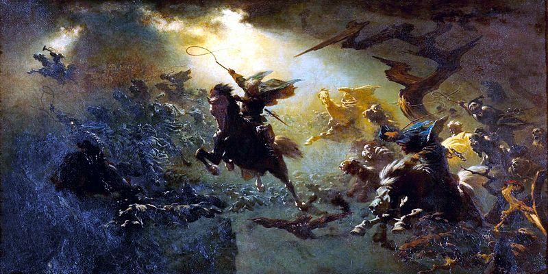 Odin & die wilde Jagd