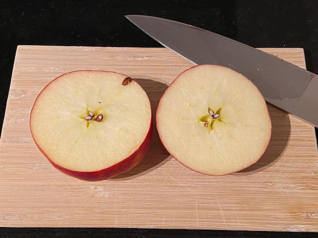 Tschechisches Apfelorakel